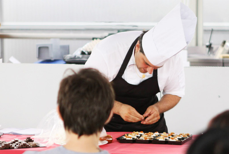 Finger food experience Stefano Vianello