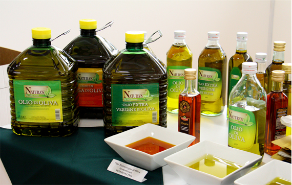 Olio di oliva ristorazione