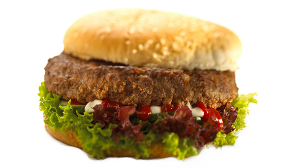 L'hamburger nella ristorazione