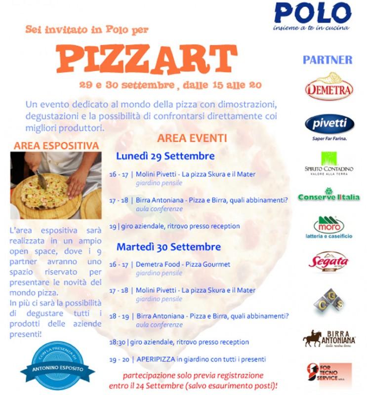 Invito Pizzart