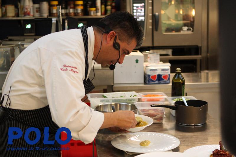 Giuseppe Maffioli Chef Polo Ristorazione