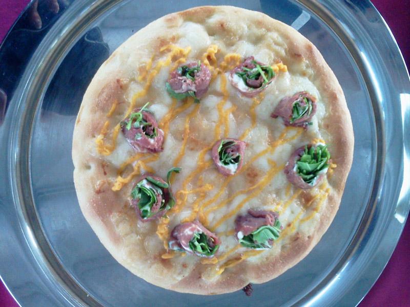 creazioni pizze demetra