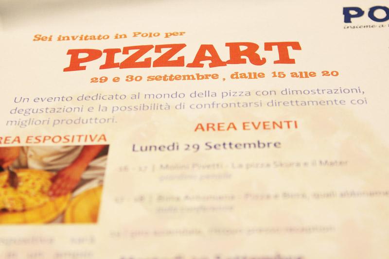 pizzart evento polo ristorazione