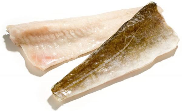 Filetto di merluzzo congelato