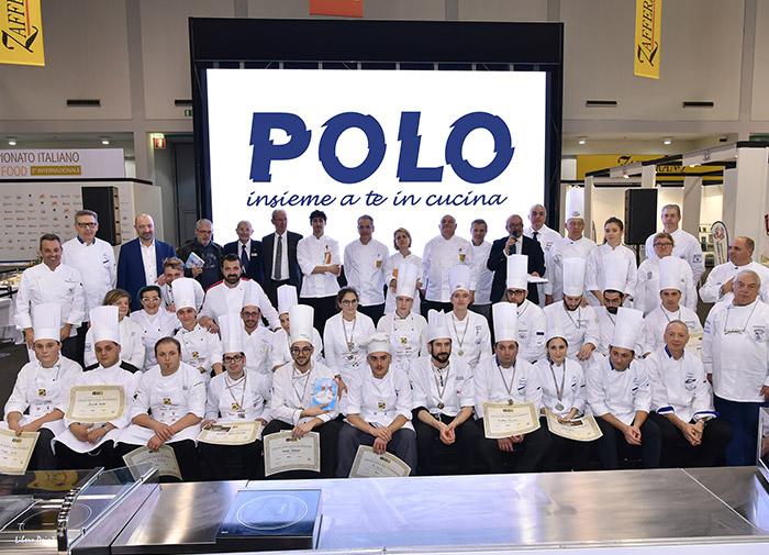 Premiazioni Campionato Italiano Finger Food