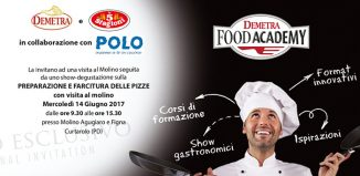 Food Academy Demetra Pizza