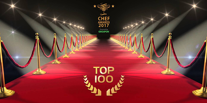 Top 100 Chef Awards